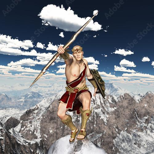Photo Griechischer Gott Zeus