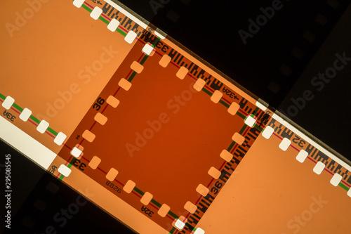 Filme 35mm Tablou Canvas