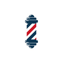Barber Shop Accessory Icon Design