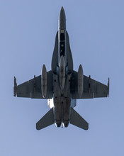 F18 Military Jet Fighter