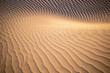 Leinwandbild Motiv ripples in the sand