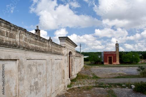 Obraz na plátně territory of Massafra, Puglia, Italy