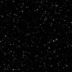 Stars and galaxy outer space sky night universe black starry background of starfield - seamless astronomical, deep space texture