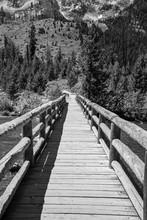 Bridge Towards The Mountains A...