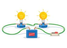Simple Electric Circuit Experi...