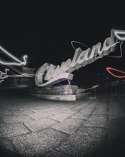 Cleveland Script Sign In Voino...