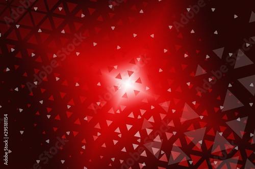 Fototapeta abstract, red, pattern, texture, backdrop, design, illustration, wallpaper, art, light, technology, color, white, colorful, dot, dots, pink, halftone, graphic, disco, artistic, futuristic, blue obraz na płótnie