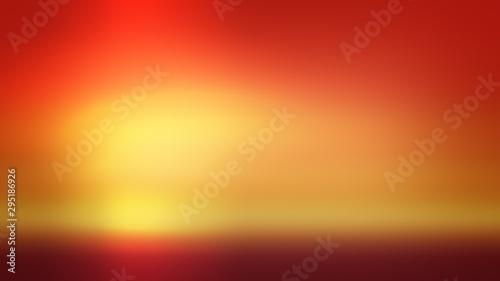 Fototapeta gradient sun background abstract design, colorful. obraz