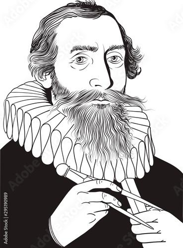 Photo Johannes Kepler