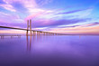 Twilight at Tagus River