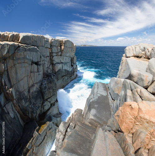 The Gap Albany Western Australia Canvas-taulu