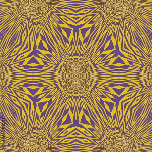 pattern tile texture abstract geometric. background graphic. Canvas Print