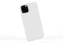Phone Case On Isolated White B...