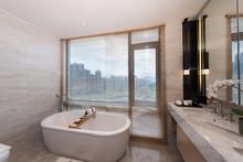 Bedroom, Bathroom