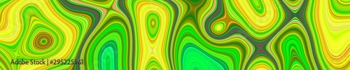 Photo Psychedelic web abstract pattern and hypnotic background, website page
