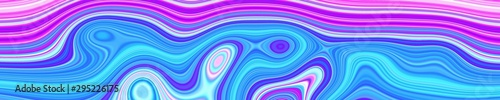 Psychedelic web abstract pattern and hypnotic background, website banner.