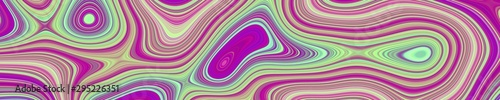 Fényképezés  Psychedelic web abstract pattern and hypnotic background, creative template