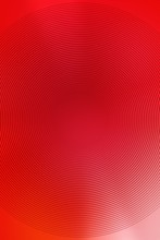 Red Abstract Background Radial...