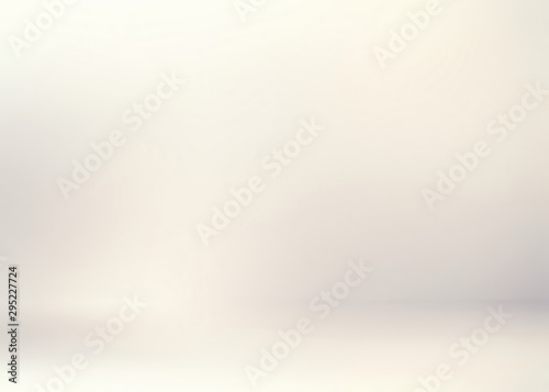 Photo White clean empty room 3d background