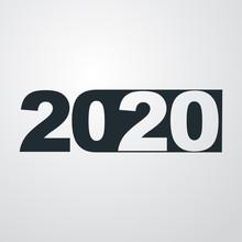 Logotipo 2020 Con 20 En Espaci...