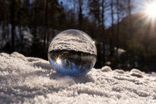 Lens Ball During Winter In Aus...
