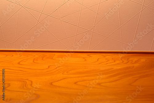 Photo 写真素材:日本、室内、和室、壁紙、壁、床の間