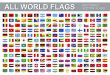 All World Flags - Vector Set O...