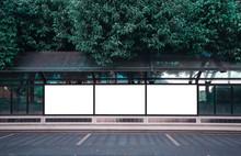 Big Blank Billboard White LED ...