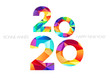 2020 Greeting Card - Happy New Year