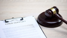 Child Support Document Table, ...