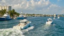 Weekend Boating Fort Lauderdale