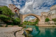 Old Bridge - A Stone Suspensio...