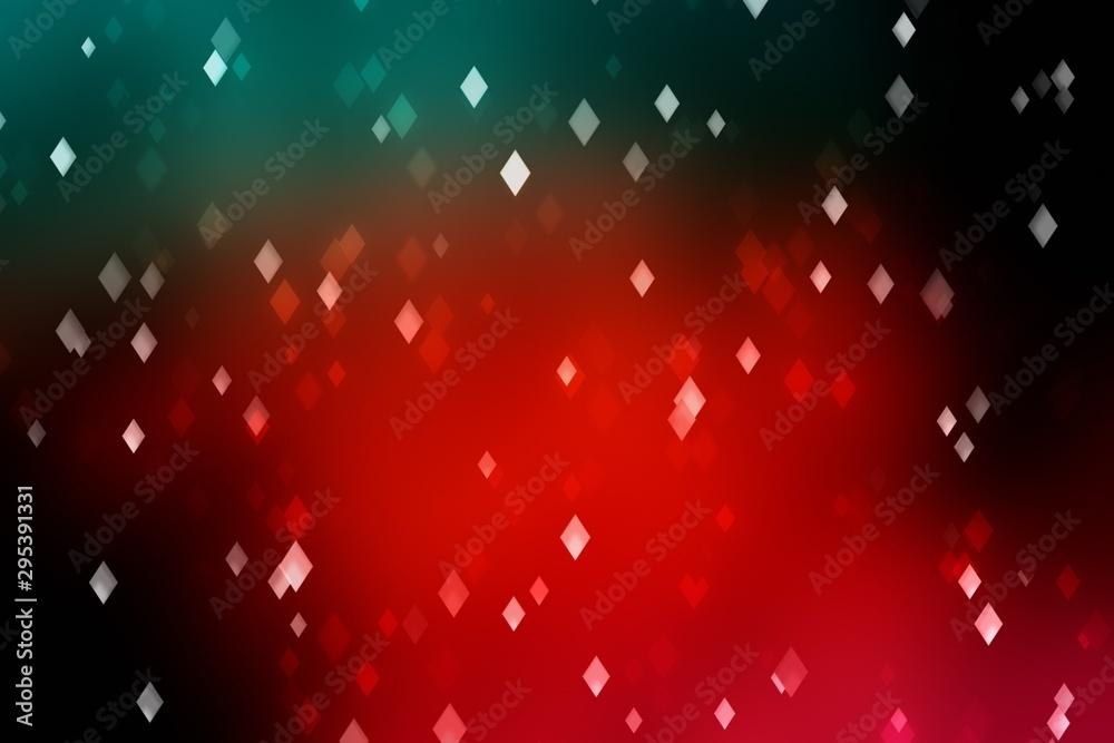 Fototapety, obrazy: Background texture shine shiny bokeh, backdrop rhombus.