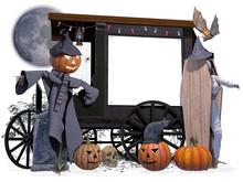 Carretto Halloween