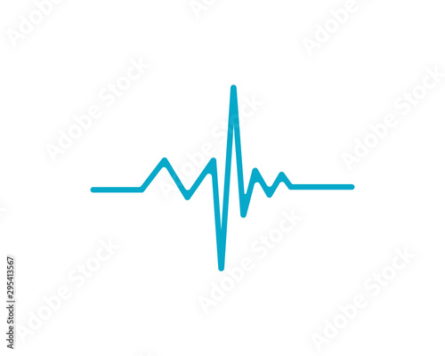 Photo art design health medical heartbeat pulse