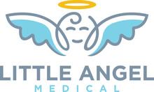 Little Baby Angel Logo