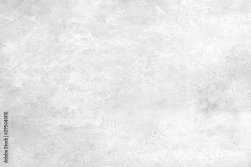 Fototapety, obrazy: White Grunge Concrete Wall Texture Background.