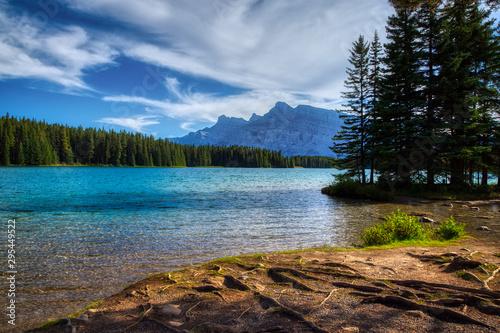 Fotomural  Beautiful Two Jake Lake