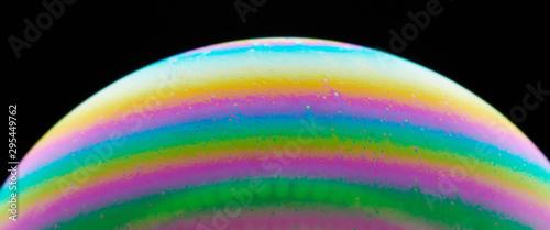 Fotografía  Colorful abstarct macro background