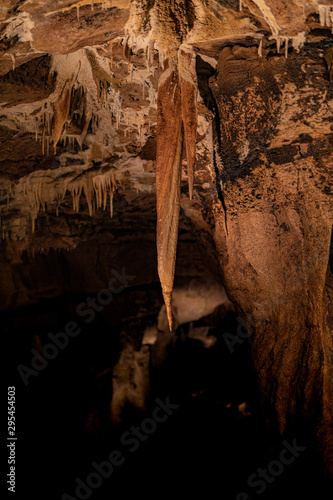 Marble arch cave formations, Marble arch geo park Fermanagh, Enniskillen