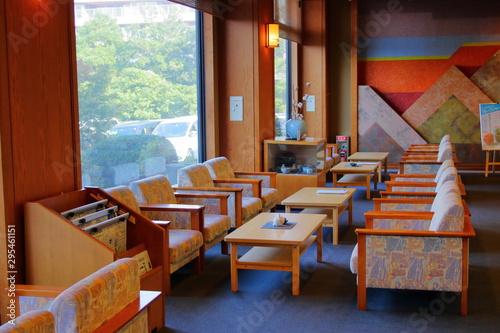 Photo 日本旅館ロビーのイメージ