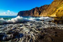 Playa De Los Gigantes De Tenerife