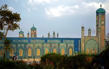 Mazar-i-Sharif, Balkh Province...