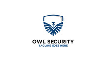 Owl Security Logo Design Inspi...