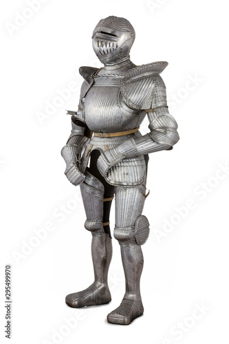 Photo medieval knights armour