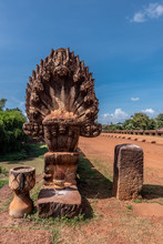 Lepper King Terrace, Angkor Thom Ancient City, Siem Reap, Cambodia