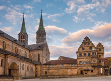 Bamberg Cathedral And Alte Hof...