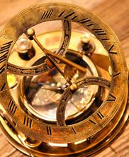 Navigational Or Time Clock Vin...