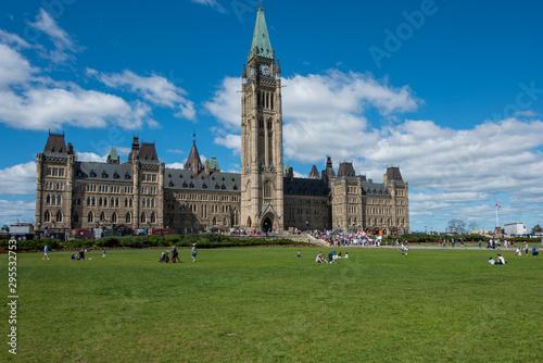 Colline du parlement d'Ottawa