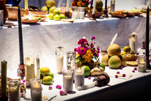 Altar For Day Of The Dead, Tra...